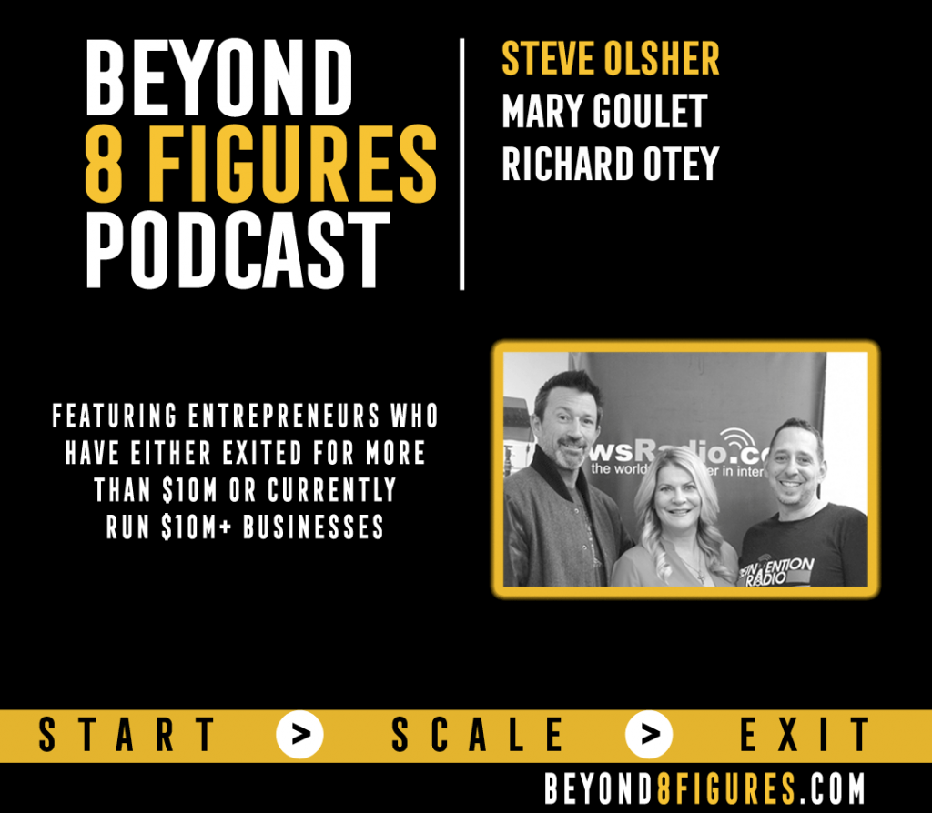 Beyond 8 Figures Podcast