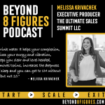 $10+ M Exit- Melissa Krivachek, Melissa Krivachek Companies