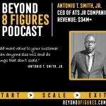 $34M in revenue- Antonio T. Smith, Jr. ATS Jr Companies