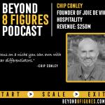 $10M+ Exit – Chip Conley, Joie de Vivre Hospitality