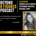$10M in annual revenue – Lee Richter, Richter Communication & Design Group