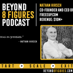 $10M+ in Annual Revenue – Nathan Hirsch, Freee Up