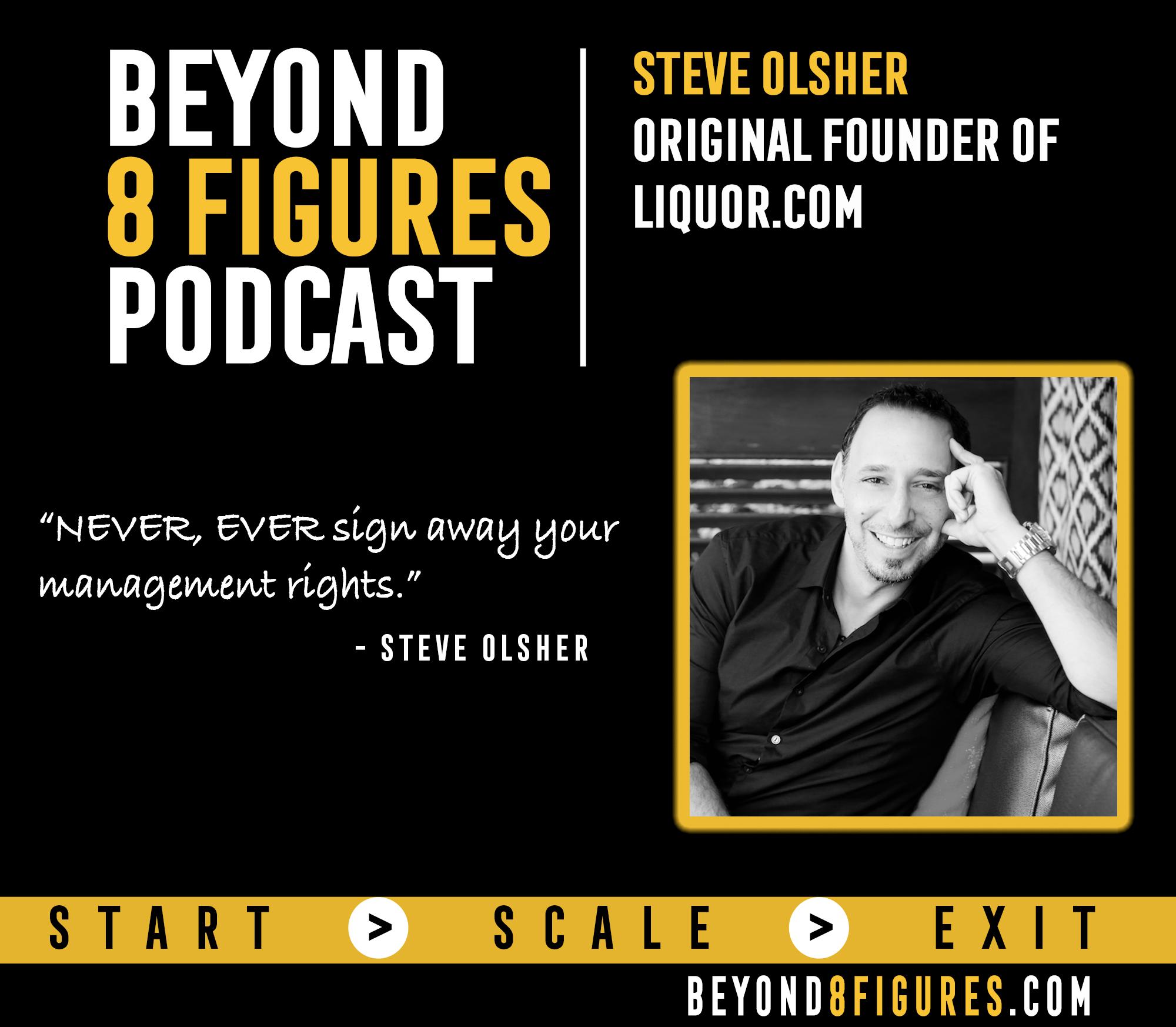 Steve Olsher, Liquor.com