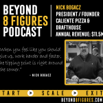 $11.5 Million Annual Revenue – Nick Bogacz, Caliente Pizza & Drafthouse