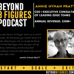 $10M+ Annual Revenue – Annie Hyman Pratt, CEO | Executive Consultant Leading Edge Teams |The Coffee Bean & Tea Leaf Family